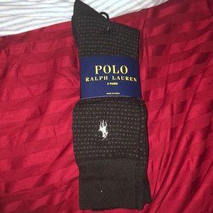 Men Ralph Lauren polo socks